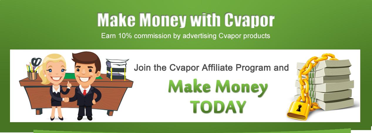 Affiliate Program - Cvapor com