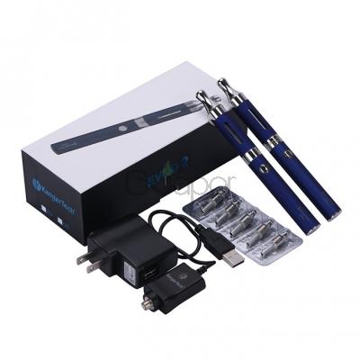Kanger Evod 2 Starter Kit with 1.6ml Atomizer and 650mAh Battery