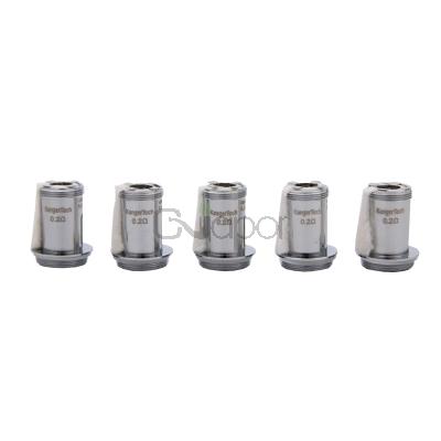 5PCS Kanger Juppi NiCr Coil for Juppi Tank