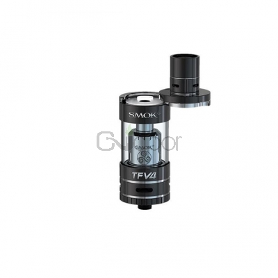 SMOK TFV4 5ml Large Capacity Atomizer Sub Ohm Tank - black