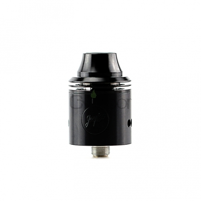 Wismec Indestructible RDA Rebuildable Atomizer Kit - black