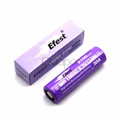 30A IMR 18650 2100mah High Drain Rechargeable Battery