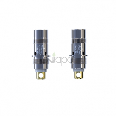 5PCS IJOY ELF Coil Head for ELF Tank