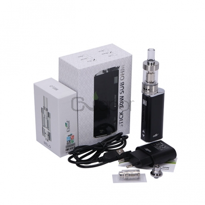 Eleaf iStick 30W with Melo Airflow Adjustable Clearomizer Full Kits