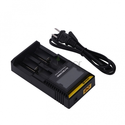 Nitecore D2 Digicharger with 2 Channels