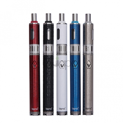 Vision Spinner II Mini Kit with Innokin U-can V2.0 E-juice Container 10ml + Hangsen Stars and Stripes PG E-liquid