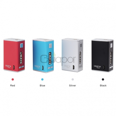 Aspire NX30 VV/VW OLED Screen Box Mod