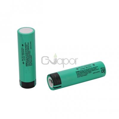 Panasonic NCR18650A 3.7V 3100mAh 18650 Rechargeable Li-ion battery