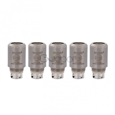 5PCS SMOK TFV4 Replacement Coil TF-T2 Coil Head (Standard Core / Air Core)