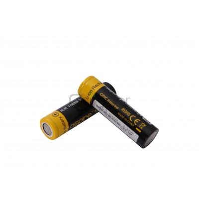 Aspire ICR 18650 3.7V Battery 1800mAh Rechargeable Battery for Vaporizer Mod 2PCS