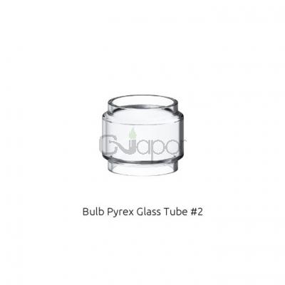 Smok Replacement Pyrex  8ml Glass Tube for SMOK TFV12 Prince Tank
