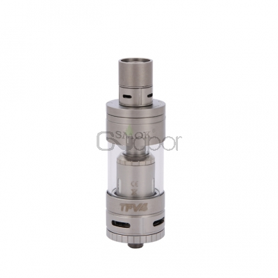SMOK TFV4 Original Top Refill Tank Full Kit - silver