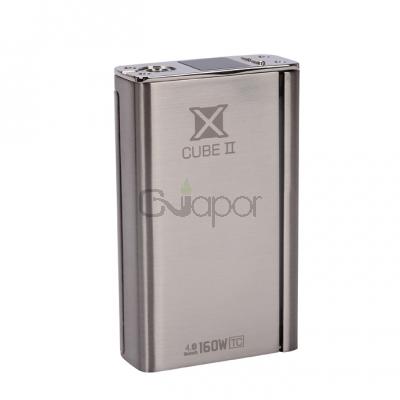 Smok Xcube 2 160w  Box Mod with OLED Display - silver