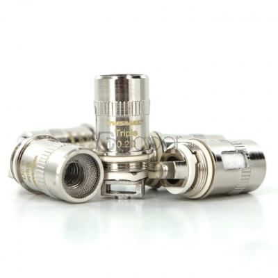 5PCS Wismec Amor Mini Atomizer 0.2ohm Replacement  Coil Triple Coil Head