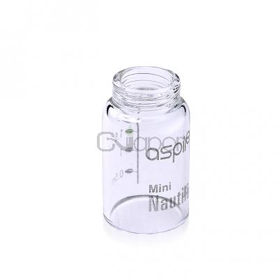 Aspire Nautilus Mini Pyrex Glass Tube for Replacement