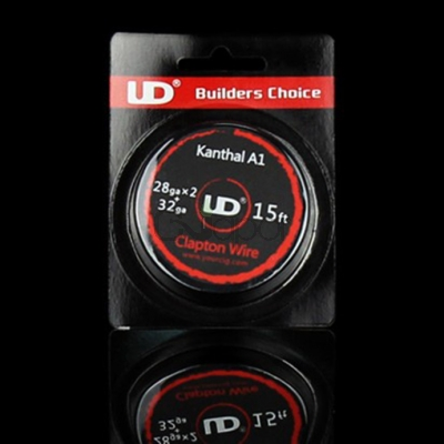 Youde UD 28ga*2+32ga Clapton Wire Resistance Wire 15Ft