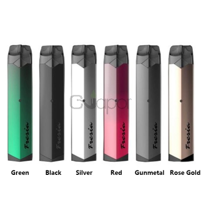 Damn Vape Fresia Pod Kit Colors