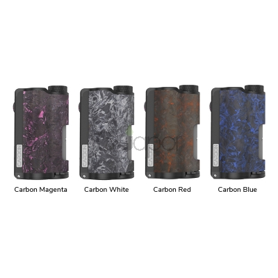 Dovpo Topside Dual Carbon Squonk Mod Full Colors