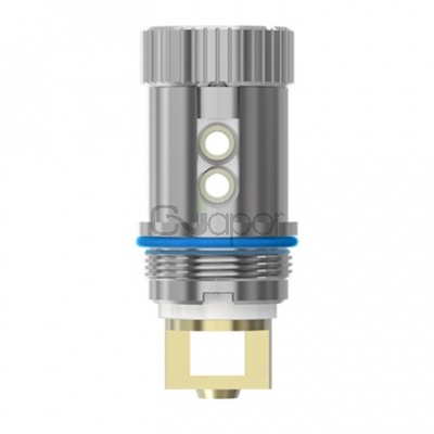 5PCS Eleaf ECC EC-Ceramic Dual Nickel Coil Head for Melo 2 & iJust 2 Atomizer-0.15ohm