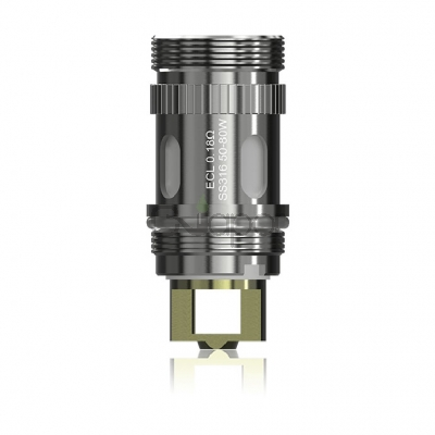 Eleaf ECL 0.18ohm Dual SS316 Coil Head