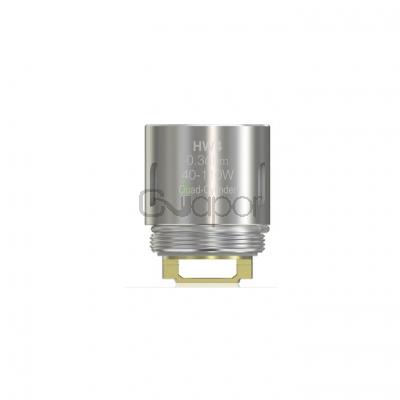 5PCS Eleaf HW4 Quad-Cylinder 0.3ohm Head