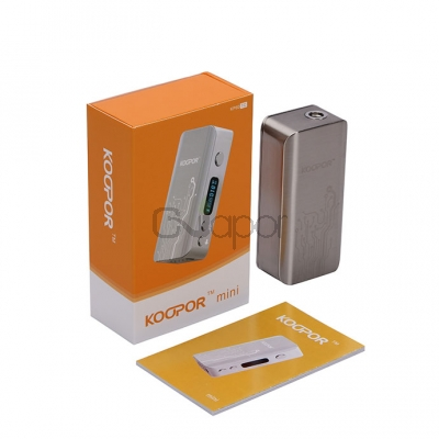 Koopor Mini 60W VV/VW Temperature Control Box Mod