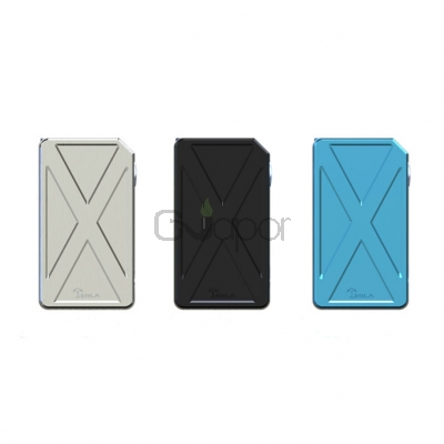 Tesla Invader V3 240W Box Mod Powered by Dual 18650 Battery