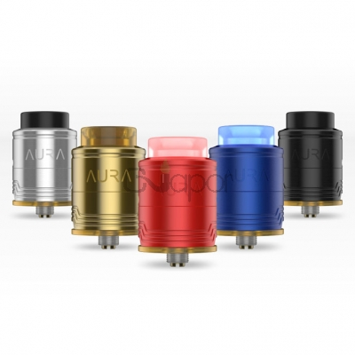 Digiflavor Aura RDA 1.5ml Capacity Atomizer with 24mm Diameter