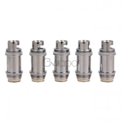 5PCS Aspire Nautilus X U-Tech Coil for Nautilus X Atomizer- 1.5ohm