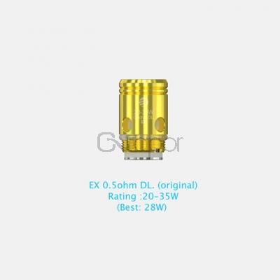 Joyetech EX 0.5ohm DL. Coil Head
