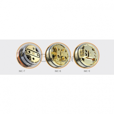 IJOY Interchangeable Gold-Plated Building Deck IMC-7/8/9