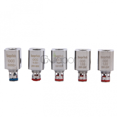 Kanger Subox OCC New Vertical Coil 5PCS