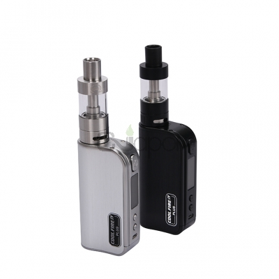 Innokin CoolFire IV Plus 3300mah Large Capacity Box Mod with iSub-G 4.5ml Tank Starter Kit
