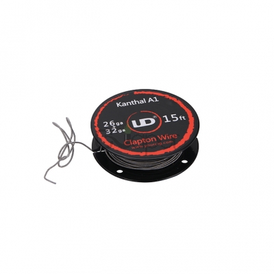 Youde UD 26ga+32ga Kanthal Clapton Wire Resistance Wire 15Ft
