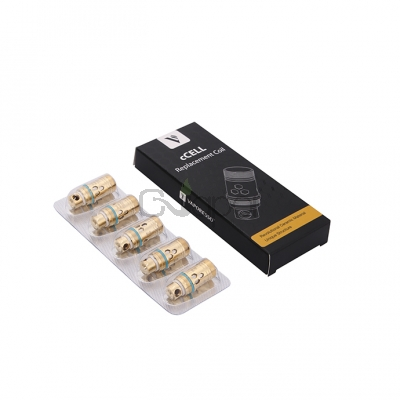 5PCS Vaporesso Ceramic cCELL Replacement Coil for Target Tank