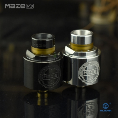 Hcigar Maze V3 RDA Atomizer