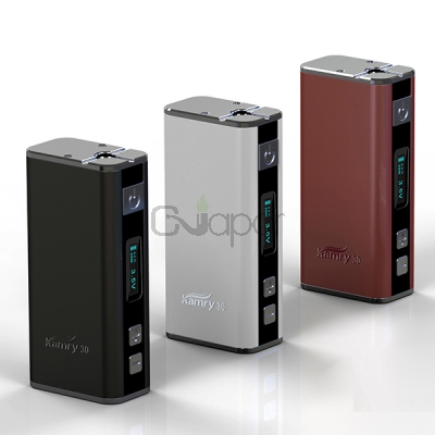 Kamry 30 V1 Variable Wattage Box Mod