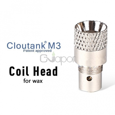 Cloupor Coil Head for Cloutank M3 Wax