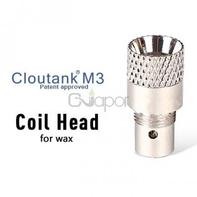 Cloupor Coil Head for Cloutank M3 Wax