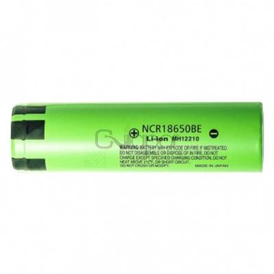 Panasonic NCR18650BE 3.7V 3200mAh 18650 Rechargeable Li-ion battery