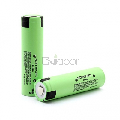 Panasonic NCR18650PD 2900mah 3.6V Rechargeable Li-ion Battery