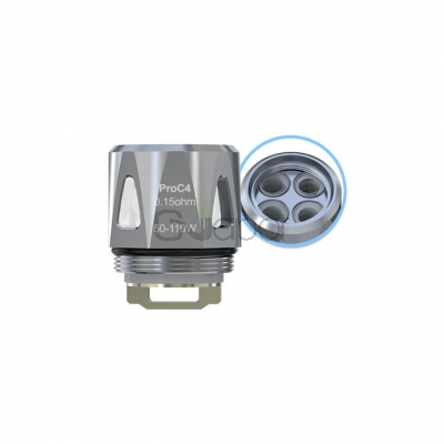 Joyetech ProC4 0.15ohm DL. Head