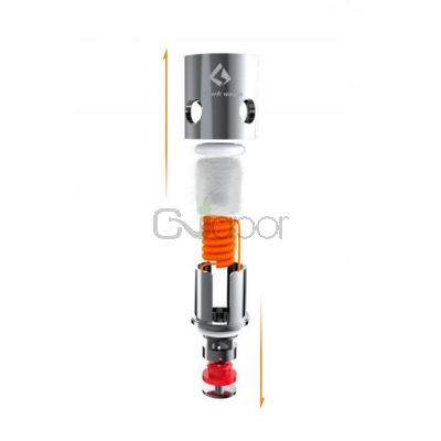 GeekVape OCC Replacement  Clapton Coil for Aeolus Tank - 0.5ohm
