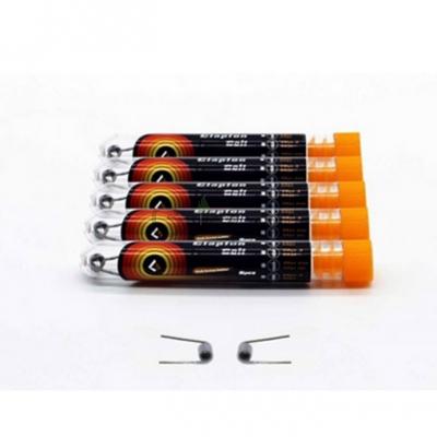 5PCS GeekVape 26AWG + 32AWG Clapton KA1 wire Prebuilt Clapton coils 7 Round - 1.0ohm