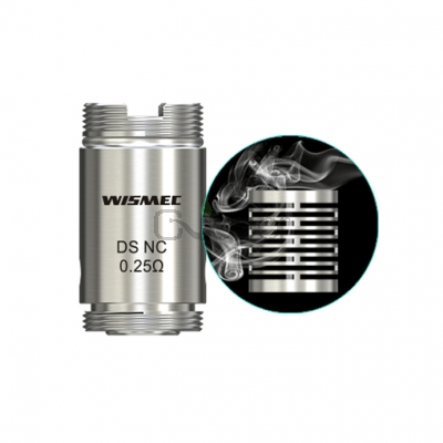 Wismec DS NC 0.25ohm Replacement Coil Head