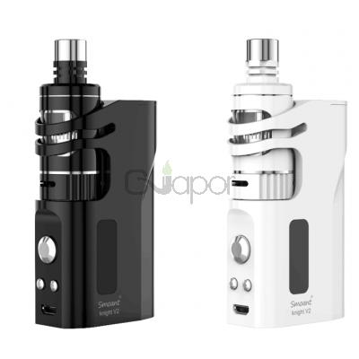 Smoant Knight V2 Kit with Temperature Control 80W Box Mod with 4.5ml Top Filling Talos V1 Sub Ohm Tank