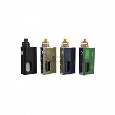 Wismec Luxotic BF Box with Tobhino BF RDA Kit of 7.5ml capacity