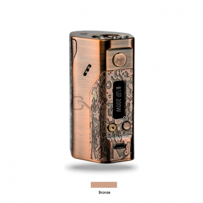 Wismec Reuleaux DNA 200 Limited Edition Box Mod Powered by Three 18650 Cells