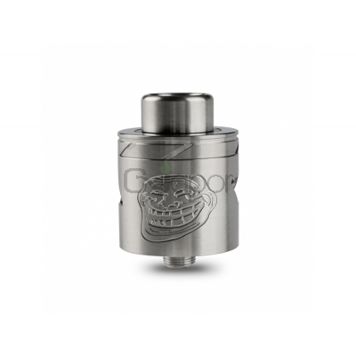 Wotofo Troll RDA  V2 25mm with Dual Post Style and Bigger Wire Holes in 2.7mm