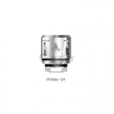Smok V8 Baby-Q4 0.4ohm Coil Head